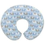 Capa de Algodão para Almofada Boppy Azul - Chicco
