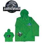 Capa de Chuva de Infantil Jurassic World Dinossauro Tamanho M