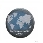 Capa Estepe Discover The World- Spin Activ
