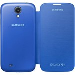 Capa Flip Cover Samsung Galaxy S4 Azul Clara
