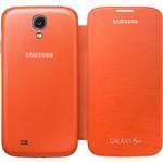 Capa Flip Cover Samsung Galaxy S4 Laranja