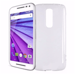 Capa Motorola Moto G3 Transparente Lisa