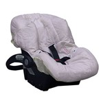 Capa para Bebê Conforto Bege