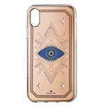 Capa para Celular Tarot Eye, IPhone® XR, Rosa Ouro
