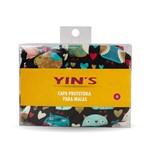 Capa para Mala Grande Estampada Coruja Elastano Premium Ys09039