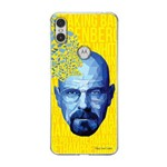 Capa Personalizada Motorola One XT1941 Breaking Bad - TV82