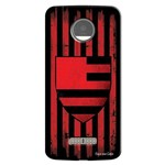 Capa Personalizada para Moto Z Force Flamengo - FT05