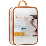 Capa Protetora Luxury Pad C/ Saia - 193x203