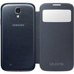 Capa Protetora S View Cover Samsung Galaxy S4 Preta