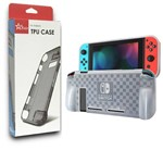Capa Protetora Silicone Tpu Ultra Fino e Anti-risco para Nintendo Switch Feir Fr-391