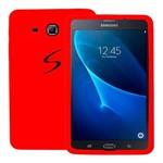 "Capa Silicone Borracha Tablet Samsung Galaxy Tab A6 A7 7.0"" Sm- T280 / T285"