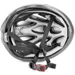 Capacete Bike Bicicleta com Sinalizador de Led Absolute Preto