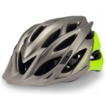 Capacete Ciclismo Absolute Wild Cinza Fosco M/g