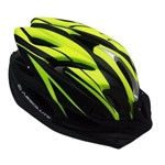 Capacete Ciclismo Absolute Wt012 Pisca Amarelo G 58-60