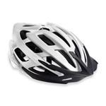 Capacete Ciclismo Arbok Escalera Branco Brilhante
