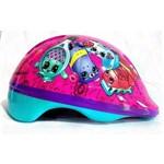 Capacete Infantil Dtc 4072 - Shopkins