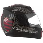 Capacete Liberty Evolution Flamengo 58