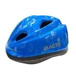 Capacete para Bike Acte Kids A50 - Azul