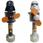 Capacete Ventila Sabor Star Wars Ref.3636 - Dtc