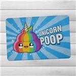 Capacho Ecológico Unicorn Poop