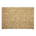 Capacho Liso Lilly 45x75 Cm Polar Apaeb - Natural