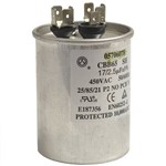 Capacitor Permanente 17+2,5mf 450vac Springer 05706078