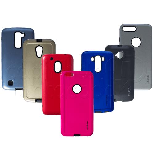 Capinha Anti-Impacto Lisa Colors - Cores Sortidas - LG LG G2 Lite D295
