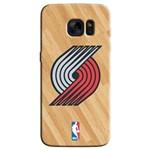 Capinha de Celular NBA - Samsung Galaxy S6 Edge - Portland Trail Blazers - NBAB27