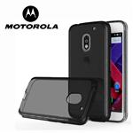 Capinha de Silicone TPU Fumê - Motorola Moto G5s