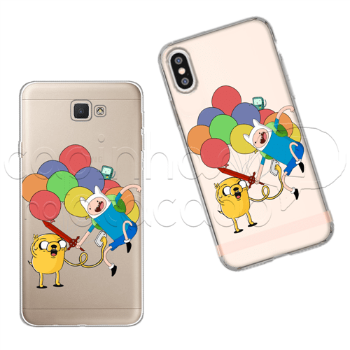 Capinha Personalizada - Friends Cartoon Galaxy J2 Prime