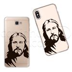 Capinha Personalizada - Jesus Silhueta Galaxy J2 Prime
