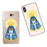 Capinha Personalizada - Nossa Senhora Aparecida Galaxy J2 Prime