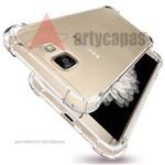 Capinha Samsung J5 Anti Impacto Transparente Case Capa Tpu