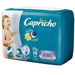 Capricho Bummis Econômica Fralda Infantil Xxg C/14 (kit C/12)