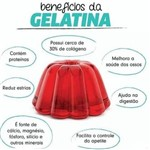 Capsula Gelatina 400mg - 60caps