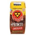 Capuccino Chocolate 190ml - Três Corações