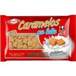 Caramelo Santa Rita 700gr ao Leite