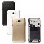 Carcaça Aro Tampa Traseira Celular Samsung Galaxy J7 Sm-j700m/ds