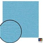 Cardstock Texturizado Toke e Crie Azul Mar - 9688 - Pcar026