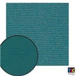 Cardstock Texturizado Toke e Crie Azul Petróleo - 9698 - Pcar036
