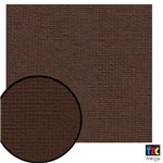 Cardstock Texturizado Toke e Crie Café - 7943 - Pcar002