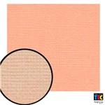 Cardstock Texturizado Toke e Crie Pêssego - 7958 - Pcar017