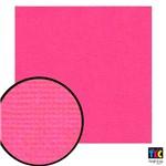 Cardstock Texturizado Toke e Crie Rosa Pink - 9691 - Pcar029
