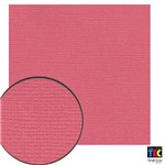 Cardstock Texturizado Toke e Crie Rosa Violeta - 14842 - Pcar411