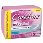 Carefree Flexi Protetor Diário com 40 Sem Perfume