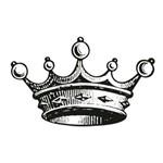 Carimbo em Borracha Coroa Clp-055 - Litoarte