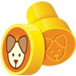 Carimbo Pedagogico Cis Stamp Animais