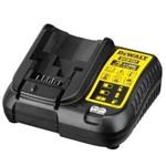 Carregador Bateria Lition Ion Dcb107 12v a 20v - Bivolt