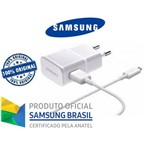 Carregador + Cabo Micro Usb Original Galaxy J7 Duo