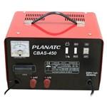 Carregador de Bateria 12/24V 30Ap - 110V - Auxiliar de Partida 300A - Cbas450/1-I - Planatc